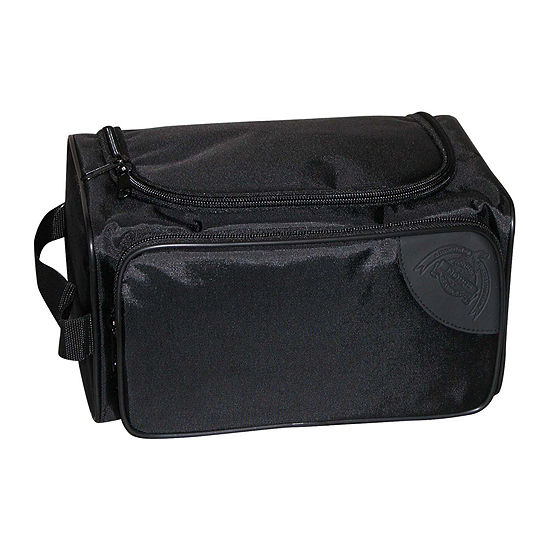 0a26a74d94 Buxton Business Class Collection Zip Around Toiletry Bag