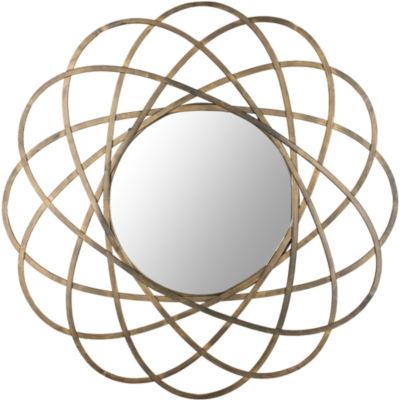 Galaxy Round Wall Mirror