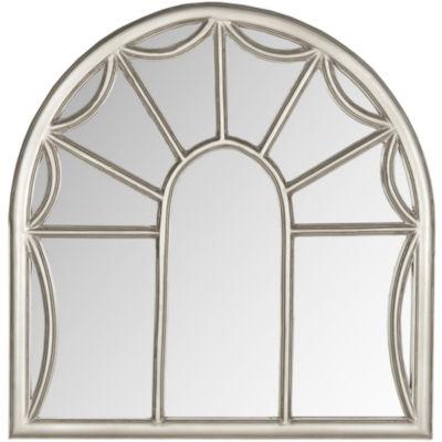 Palladian Window Pane Wall Mirror