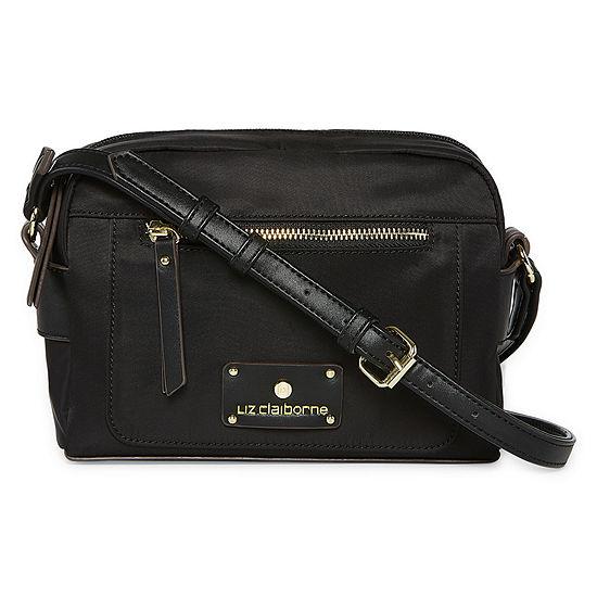 Liz Claiborne Nylon Crossbody Bag