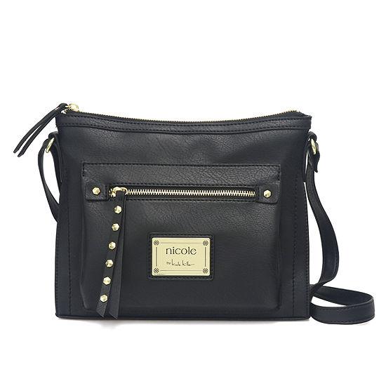 Nicole By Nicole Miller Sophia Crossbody Bag