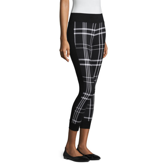 Mixit Colorblock Capri Leggings