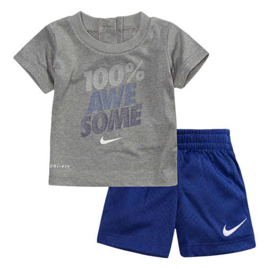 Nike 2-pack Short Set Boys