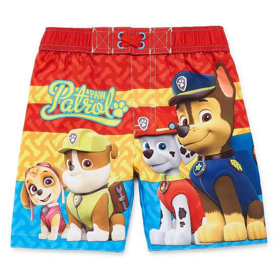 Paw Patrol Swim Trunks - Toddler Boys