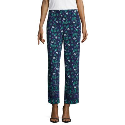 Liz Claiborne Woven Printed Pants