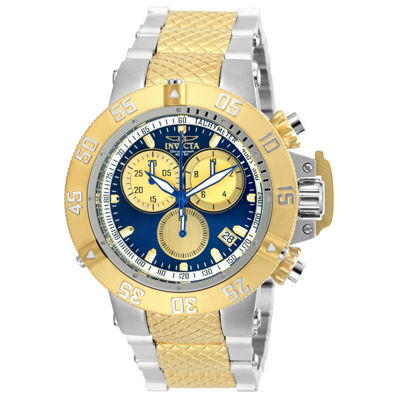Invicta Subaqua Mens Multicolor Bracelet Watch-24721