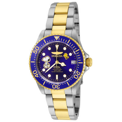 Invicta Character Collection Snoopy Womens Multicolor Bracelet Watch-24794
