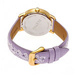 Bertha Unisex Purple Strap Watch-Bthbr7303