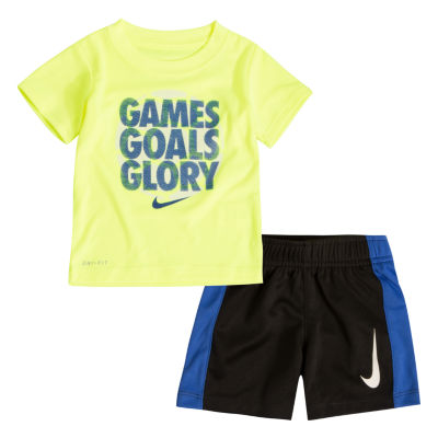 Nike 2-pack Short Set Baby Boys