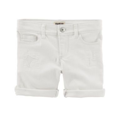 Oshkosh Pull-On Shorts Preschool Girls