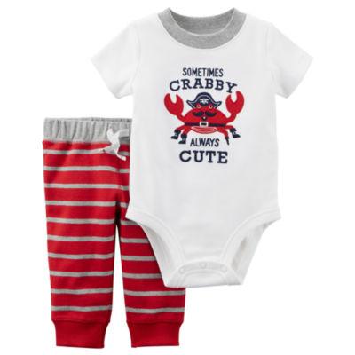 Carter's 2-pack Pant Set - Baby Boys NB-24M