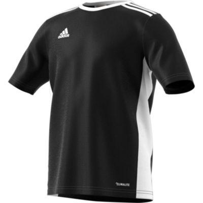 Adidas Entrada Short Sleeve Jersey-Big Kid Boys