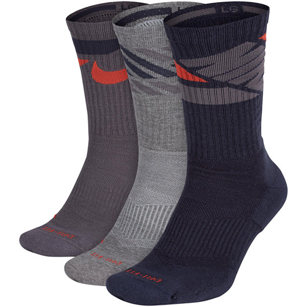 Nike® Training 3-pk. Crew Socks