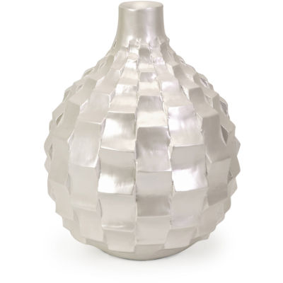 IMAX Worldwide Home Helena Pearl Vase