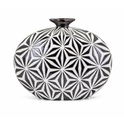 IMAX Worldwide Home Amrita Earthenware Vase