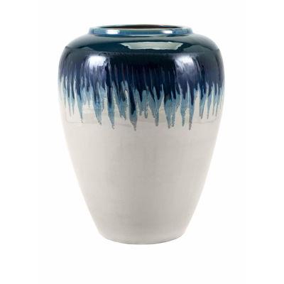 IMAX Worldwide Home Hamako Floor Vase