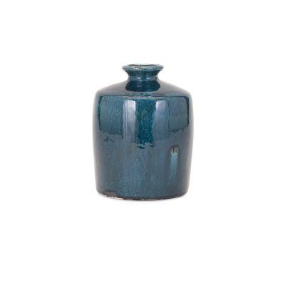 IMAX Worldwide Home Arlo Blue Vase