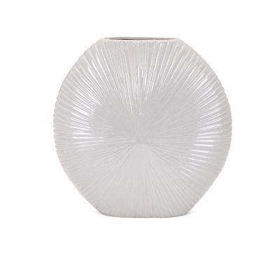 IMAX Worldwide Home Ferrant Ceramic Vase