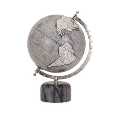 IMAX Worldwide Home Rada Globe with Marble Base
