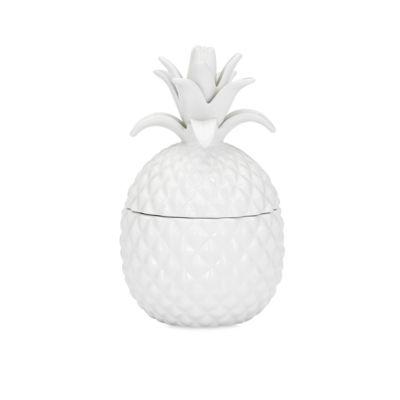 IMAX Worldwide Home Bala Lidded Pineapple