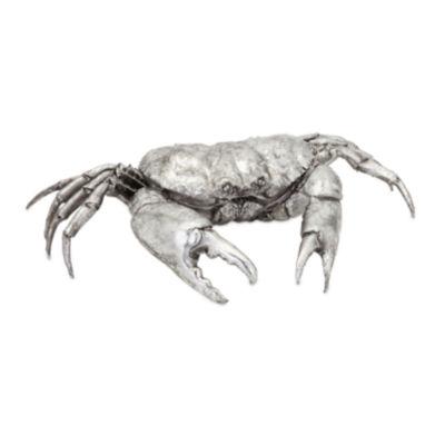 IMAX Worldwide Home Pauli Silver Crab
