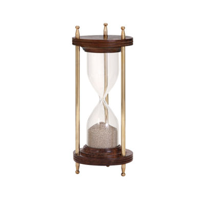 IMAX Worldwide Home Pratt Hourglass with Gift Box