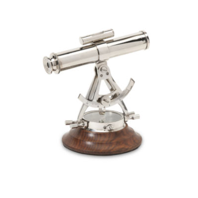 IMAX Worldwide Home Alidade Telescope Compass