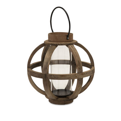 IMAX Worldwide Home Garrett Wood Lantern