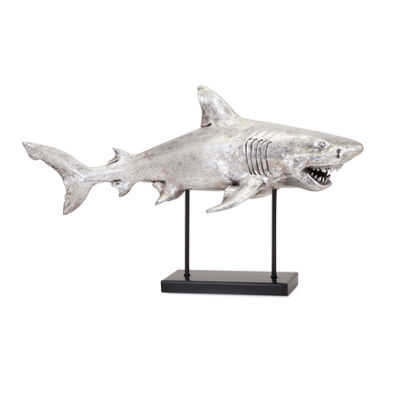 IMAX Worldwide Home Shark-Alley Sculpture