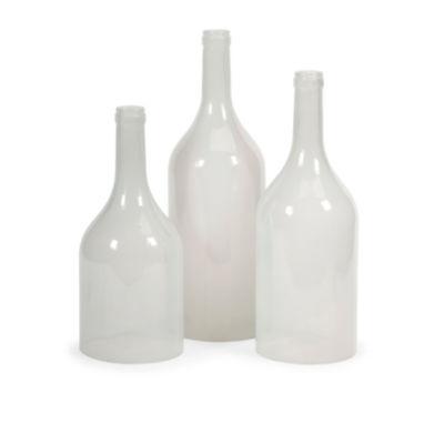 IMAX Worldwide Home Monteith Cloche Bottles - Setof 3
