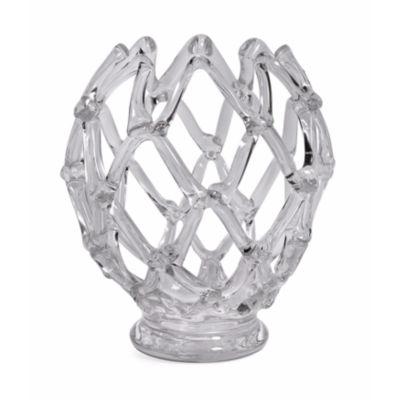 IMAX Worldwide Home Glass Web Sculpture