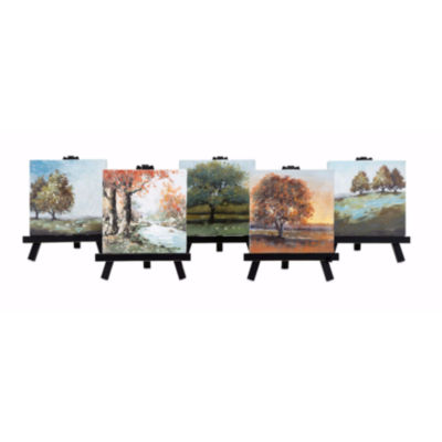 IMAX Worldwide Home Mini Canvas with Easels