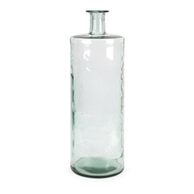 IMAX Worldwide Home Vettriano Oversized Recycled Glass Vase
