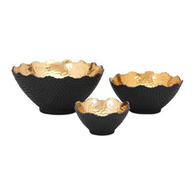 IMAX Worldwide Home Nova Decorative Bowls - Set of3