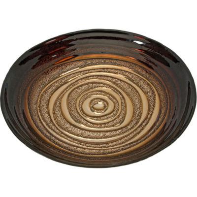IMAX Worldwide Home Keops Glass Bowl