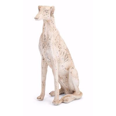 IMAX Worldwide Home Lexi Dog Statuary