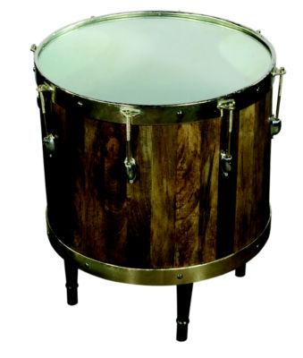 Craig Drum Accent Table
