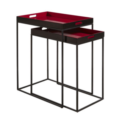 Dominic Nesting Tray Tables