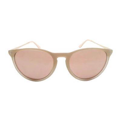 Fantas Eyes Womens Harvard Yard Full Frame Round UV Protection Sunglasses