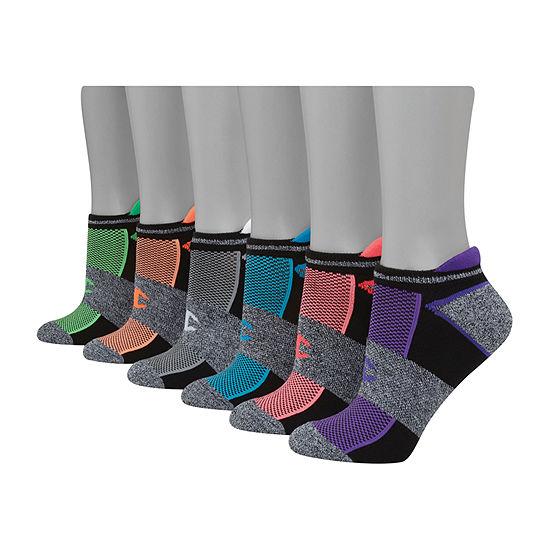 Champion 6 Pair Low Cut Socks Womens