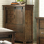 Signature Design by Ashley® Leighton 5-Drawer Chest