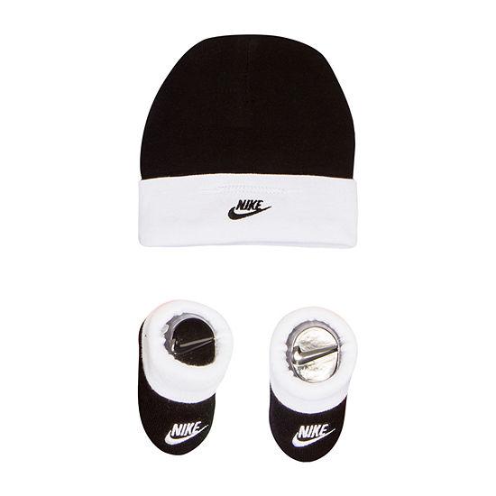 Nike Bootie Set Unisex 3-pc. Baby Hat-Baby