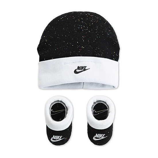 Nike Bootie Set Unisex 2-pc. Baby Hat-Baby