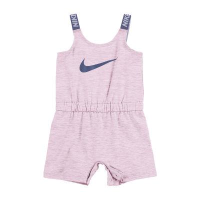 Nike Sleeveless Romper - Baby Girls