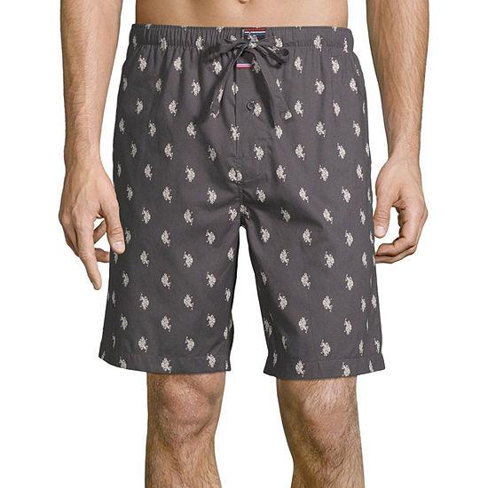 U.S. Polo Assn. Poplin Pajama Shorts