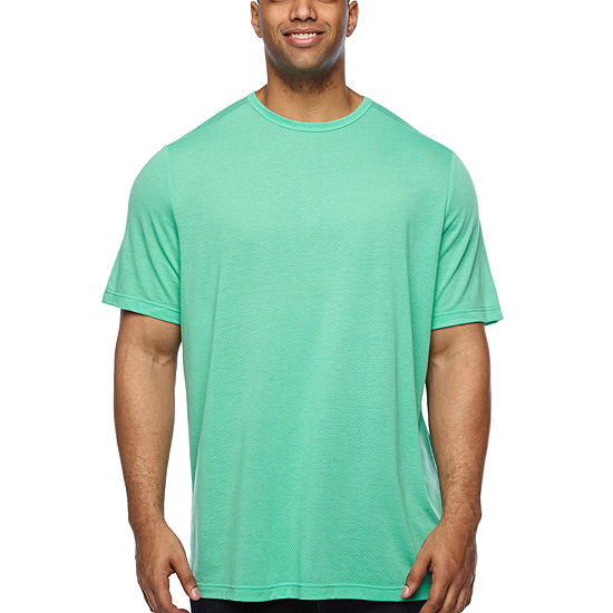 Msx By Michael Strahan Mens Crew Neck Short Sleeve T-Shirt