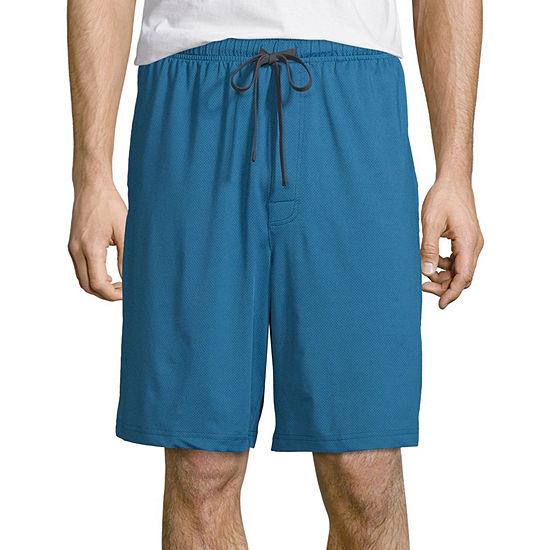 Stafford Dry+Cool Mens Pajama Shorts - Big and Tall