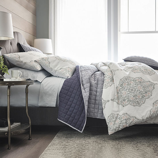 Linden Street Meadow 3-pc. Comforter Set Collection