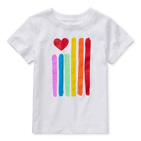 City Streets Unisex Adult Round Neck Short Sleeve Graphic T-Shirt