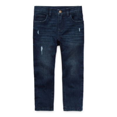 Okie Dokie Toddler Boys Skinny Fit Jean